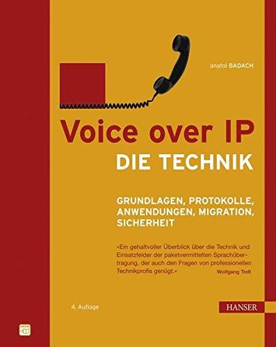 9783446417724: Voice over IP - Die Technik
