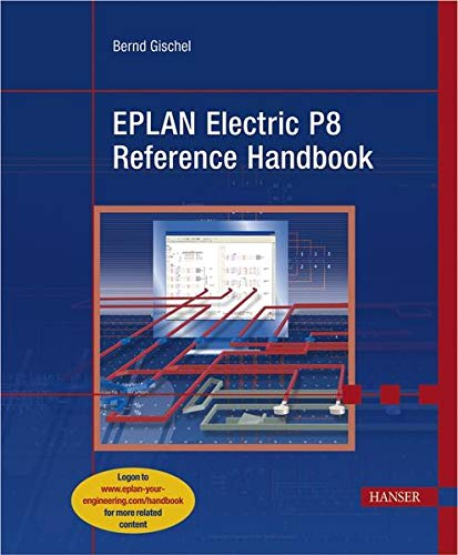 9783446418325: Eplan Electric P8; Reference Handbook