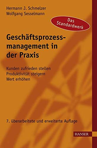 9783446421851: Geschäftsprozessmanagement in der Praxis