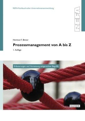 9783446423039: Prozessmanagment von A-Z