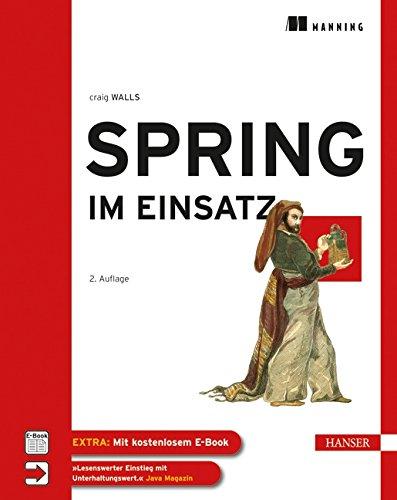 9783446423886: Spring im Einsatz