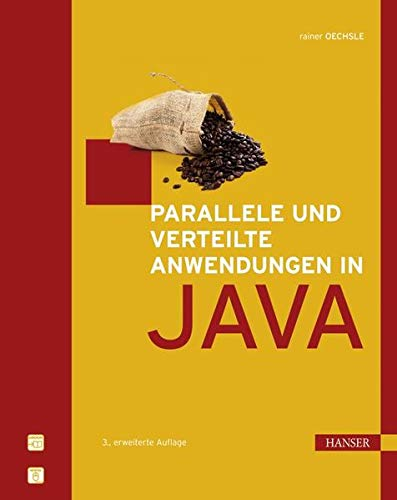 9783446424593: Parallele und verteilte Anwendungen in Java