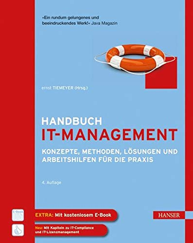 9783446427518: Handbuch IT-Management: Konzepte, Methoden, Lösungen und Arbeitshilfen für die Praxis