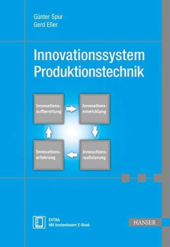 9783446429123: Innovationssystem Produktionstechnik