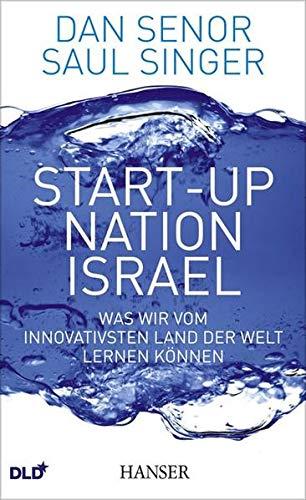 9783446429215: Start-up Nation Israel