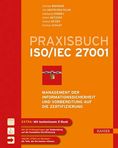 Praxisbuch ISO/IEC 27001: Michael Brenner