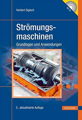 9783446432420: Str�mungsmaschinen: Grundlagen und Anwendungen
