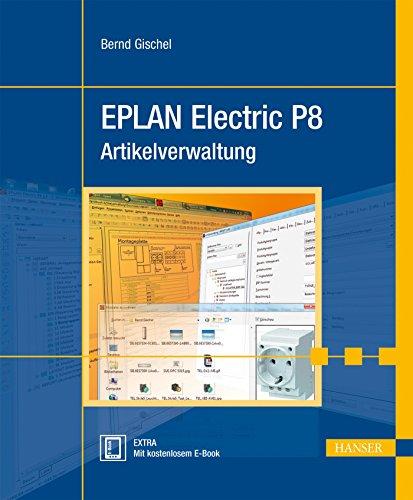 9783446433328: EPLAN Electric P8 Artikelverwaltung