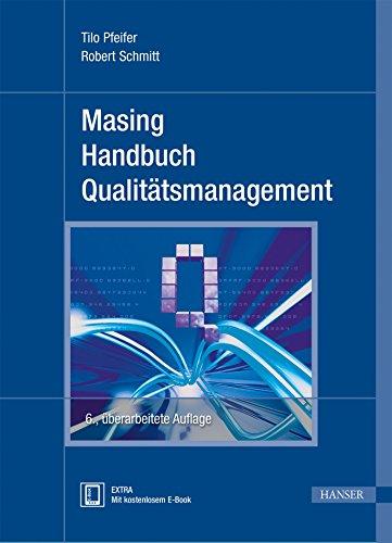 Masing Handbuch Qualitätsmanagement: Tilo Pfeifer