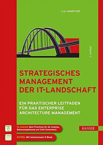 Strategisches Management der IT-Landschaft: Inge Hanschke