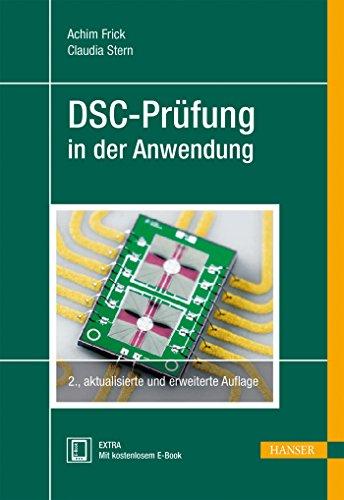 9783446436909: DSC-Prüfung in der Anwendung