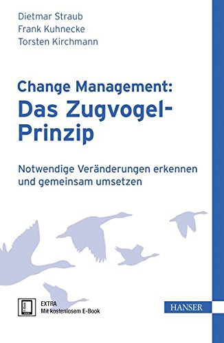 9783446438187: Change Management: Das Zugvogel-Prinzip