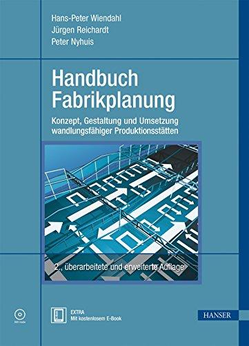Handbuch Fabrikplanung: Hans-Peter Wiendahl