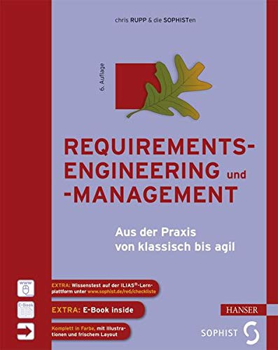 9783446438934: Requirements Engineering 6.A.