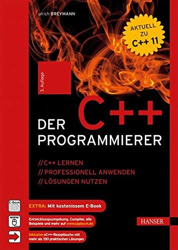 9783446438941: Der C++-Programmierer