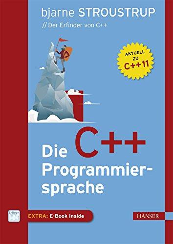 Die C++-Programmiersprache: Bjarne Stroustrup
