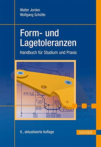 9783446439702: Form- und Lagetoleranzen
