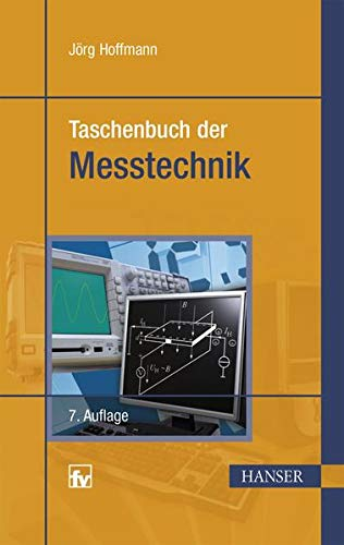 9783446442719: Taschenbuch der Messtechnik