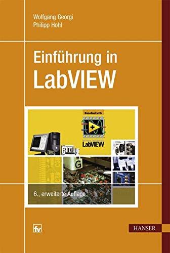 9783446442726: Einf�hrung in LabVIEW