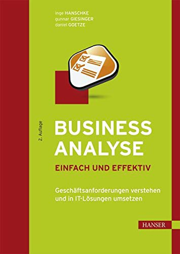 9783446443457: Business Analyse 2.A.