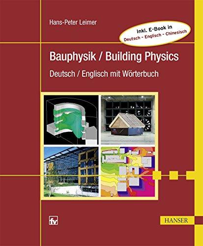 Bauphysik / Building Physics: Leimer, Hans-Peter