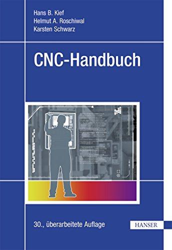 CNC-Handbuch: Kief, Hans B.