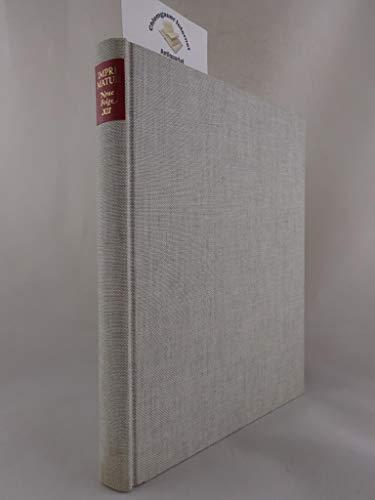 Imprimatur. Ein Jahrbuch für Bücherfreunde. Neue Folge: Meyer, Horst:
