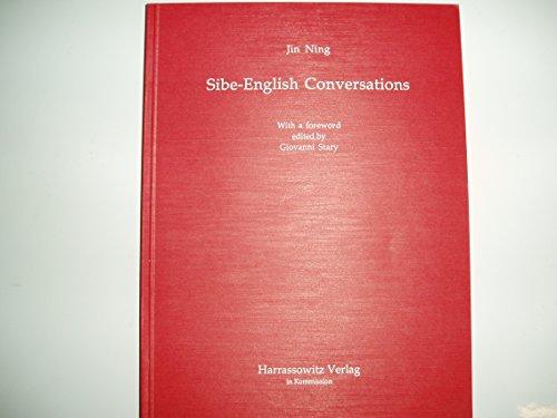 9783447033701: Sibe-english Conversations (German Edition)