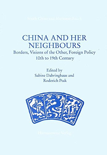 China and her Neighbours: Sabine Dabringhaus