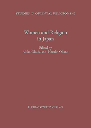 9783447040143: Women and Religion in Japan (Studies in Oriental Religions)