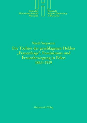 Die Töchter der geschlagenen Helden: Natali Stegmann