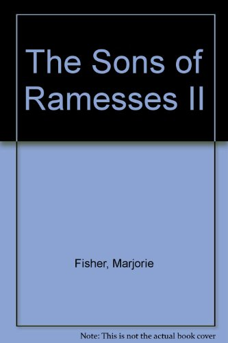 9783447044868: The Sons of Ramesses II