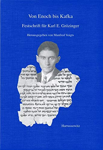 Von Enoch bis Kafka: Manfred Voigts