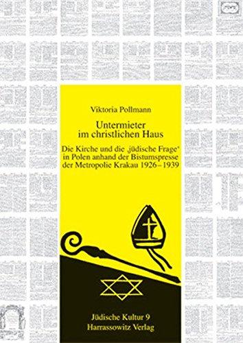 Untermieter im christlichen Haus: Viktoria Pollmann