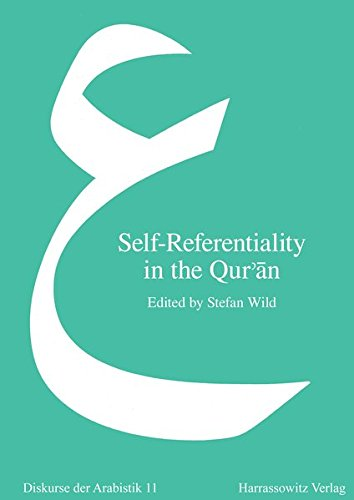 Self-Referentiality in the Qur'an: Stefan Wild