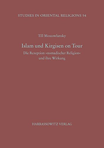 9783447055833: Islam und Kirgisen on Tour: Die Rezeption