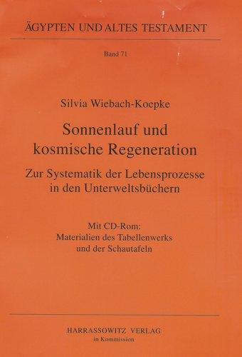 Sonnenlauf und Kosmische Regeneration.: Wiebach-Koepke (S.)