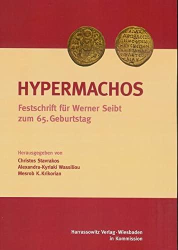 9783447057486: Hypermachos