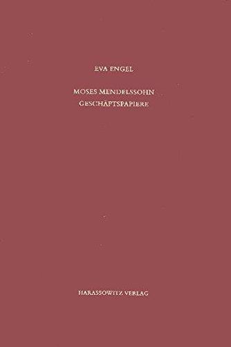 9783447060769: Geschaftspapiere: Kommentierte Edition Mit Faksimile Der Originalquellen Auf Cd-rom (German Edition)