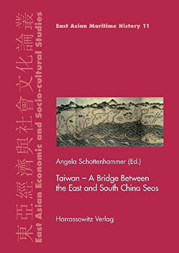9783447061735: Taiwan: A Bridge Between the East and South China Seas (East Asian Economic and Socio-Cultural Studies - East Asian)