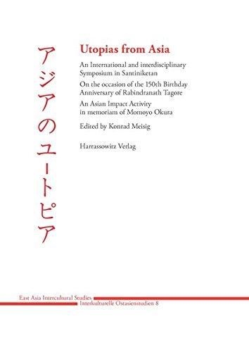 Utopias from Asia: An International and Interdisciplinary