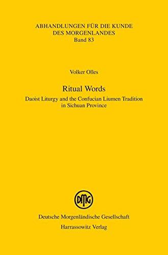 Ritual Words: Volker Olles