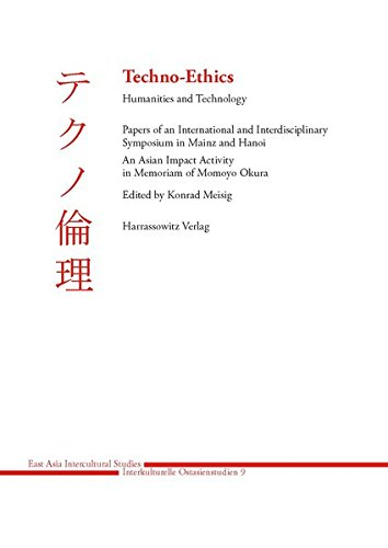 9783447069748: Techno-ethics: Humanities and Technology (East Asia Intercultural Studies - Interkulturelle Ostasienstudien)