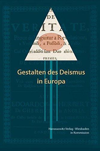 9783447100113: Gestalten Des Deismus in Europa: Gunter Gawlick Zum 80. Geburtstag (Wolfenbutteler Forschungen) (German Edition)