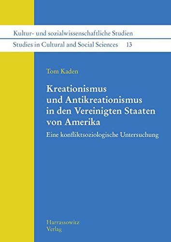 Kreationismus und Antikreationismus in den Vereinigten Staaten von Amerika: Tom Kaden