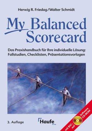 9783448043174: My Balanced Scorecard. Ein Praxishandbuch für Ihre individuelle Lösung, Fallstudien, Checklisten, Präsentationsvorlagen