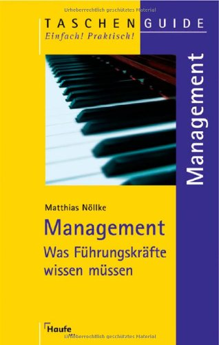 9783448049329: Management (Livre en allemand)