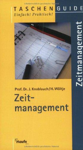 9783448051933: Zeitmanagement (TaschenGuide, Band 70)