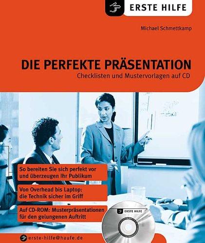 Professionell Präsentieren.: Michael Schmettkamp