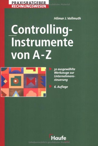 9783448055382: Controllinginstrumente von A - Z.
